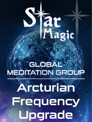 Global Meditation - Arcturian Frequency Upgrade - Star Magic