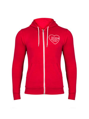 Star Magic Red Hoody