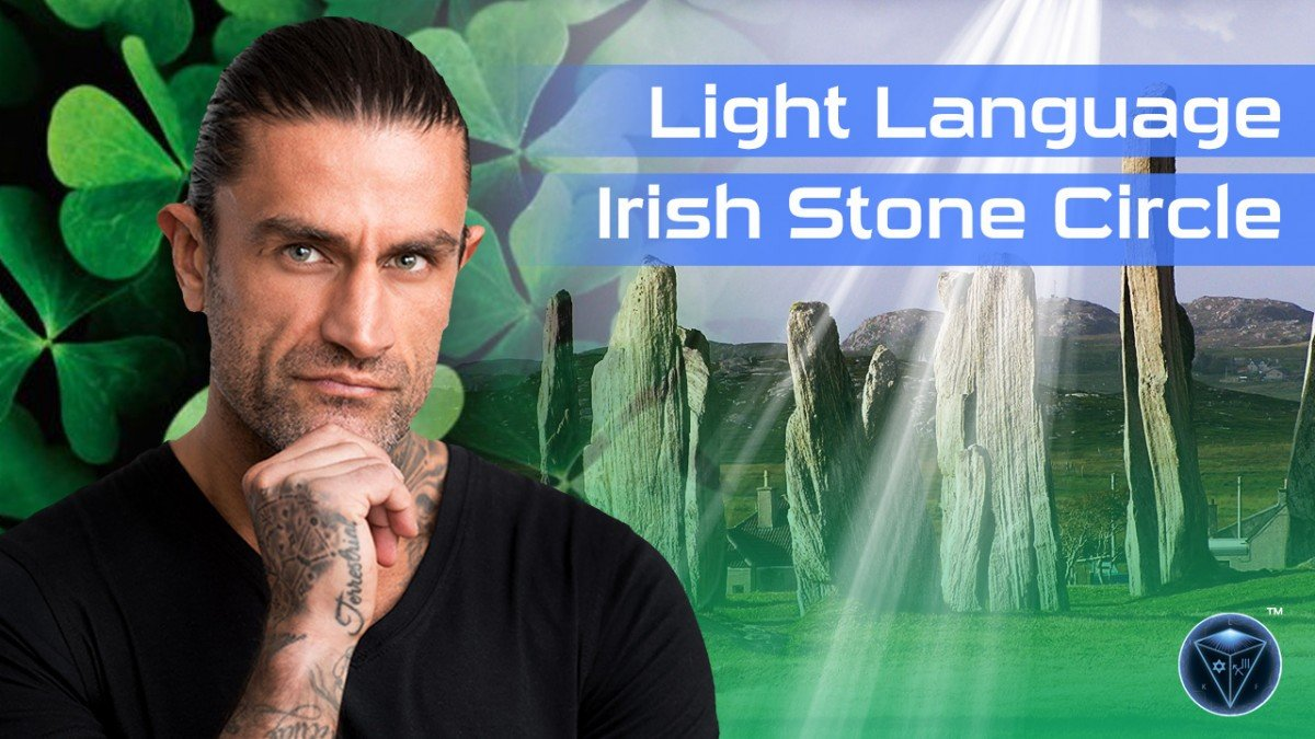 Light Language Irish Stone Circle