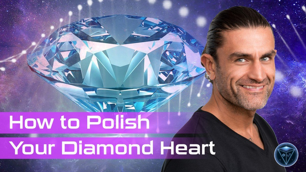 How to Polish Your Diamond Heart