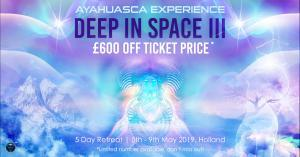 Ayahuasca experience ceremony UK Holland