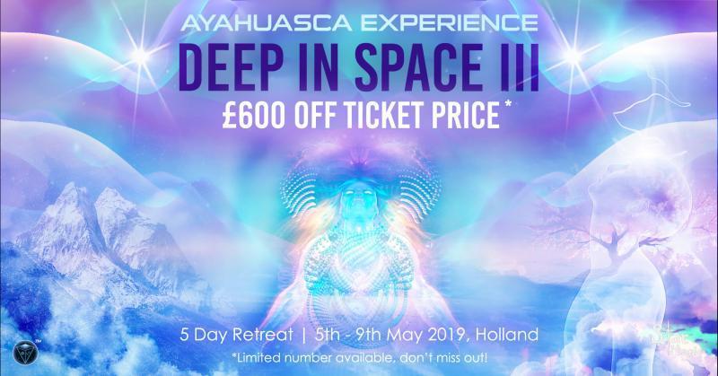 Ayahuasca experience ceremony UK Holland