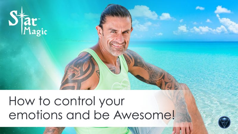 How to Control Your Emotions and Be Awesome