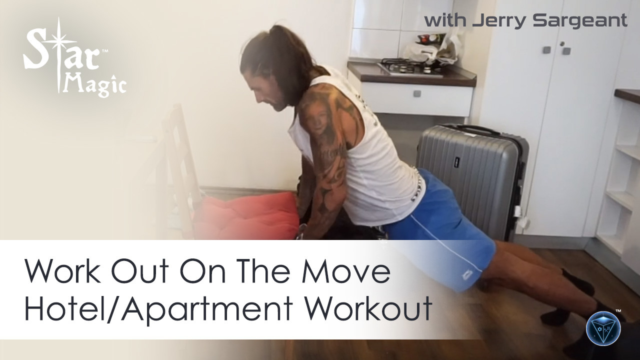 Hotel Workout On The Move