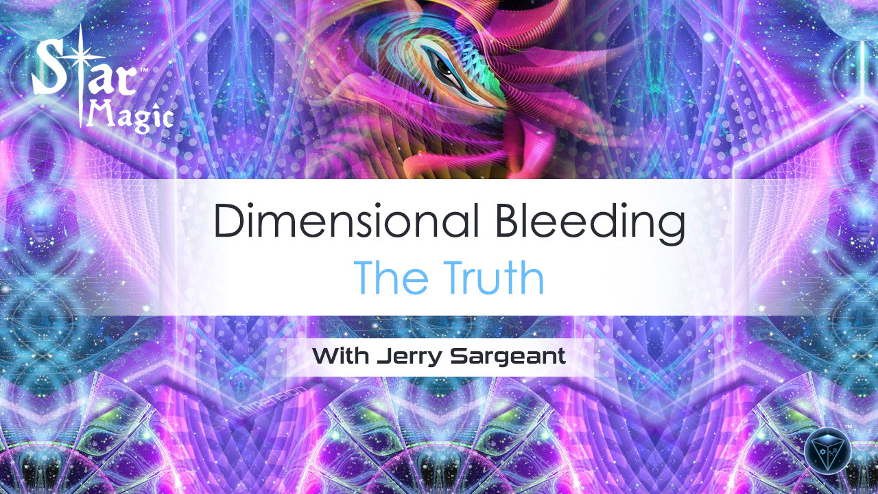 Dimensional Bleeding the Truth – Frequency Bands & Densities