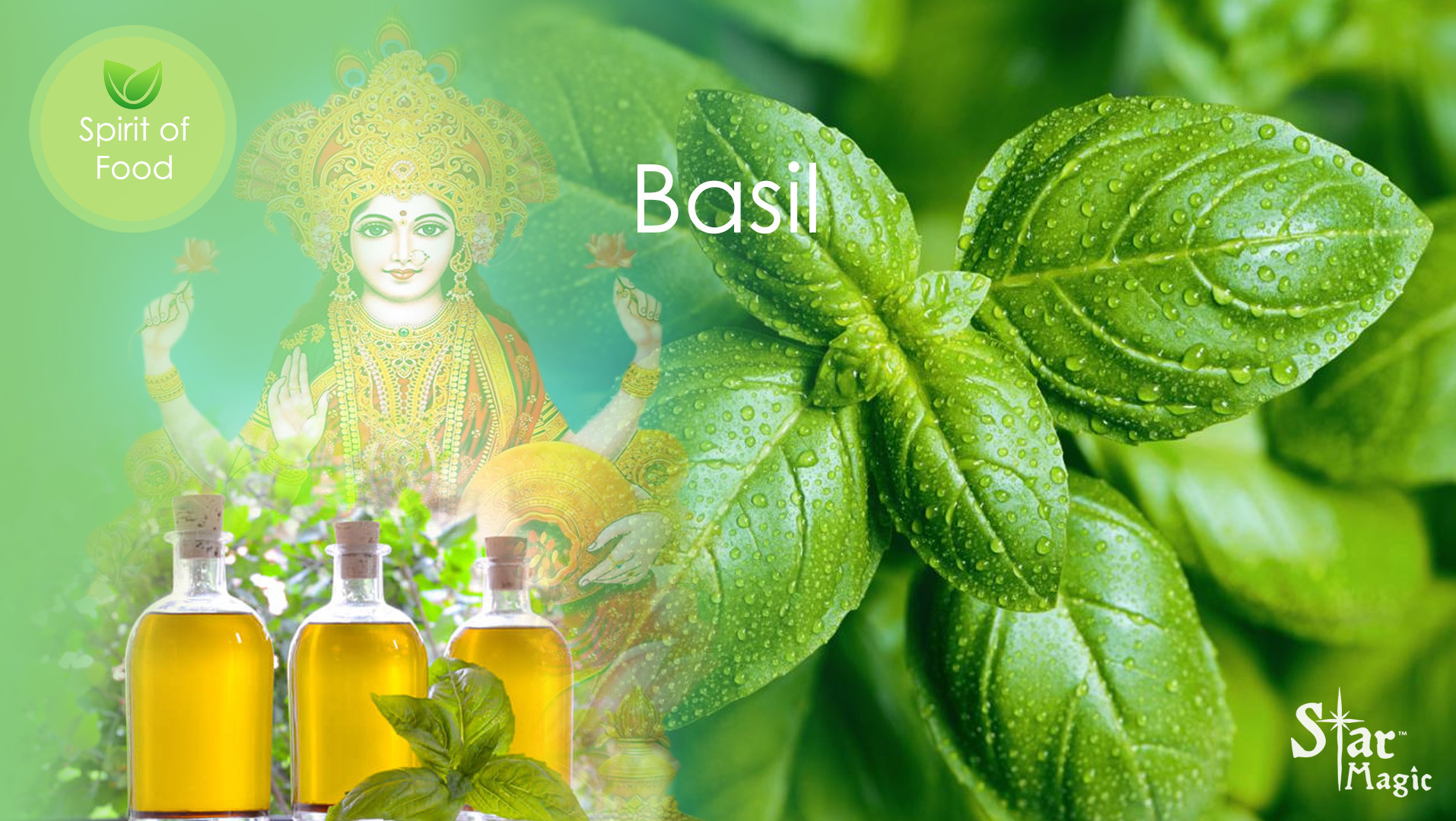 Spirit Food – Basil