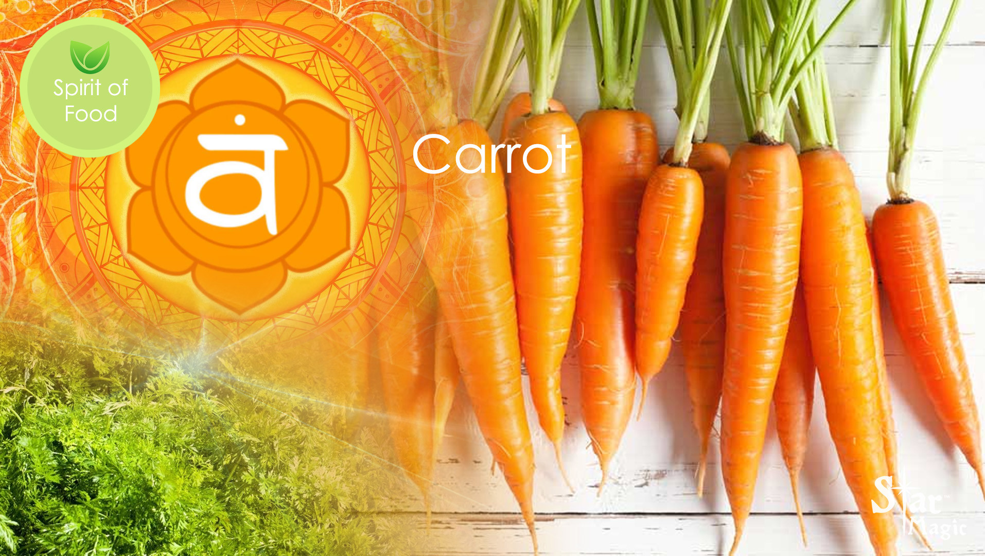 Spirit Food – Carrot