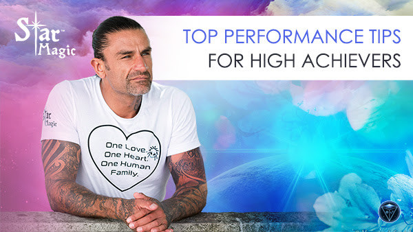 Top Performance Tips for High Achievers – High Vibrational Success