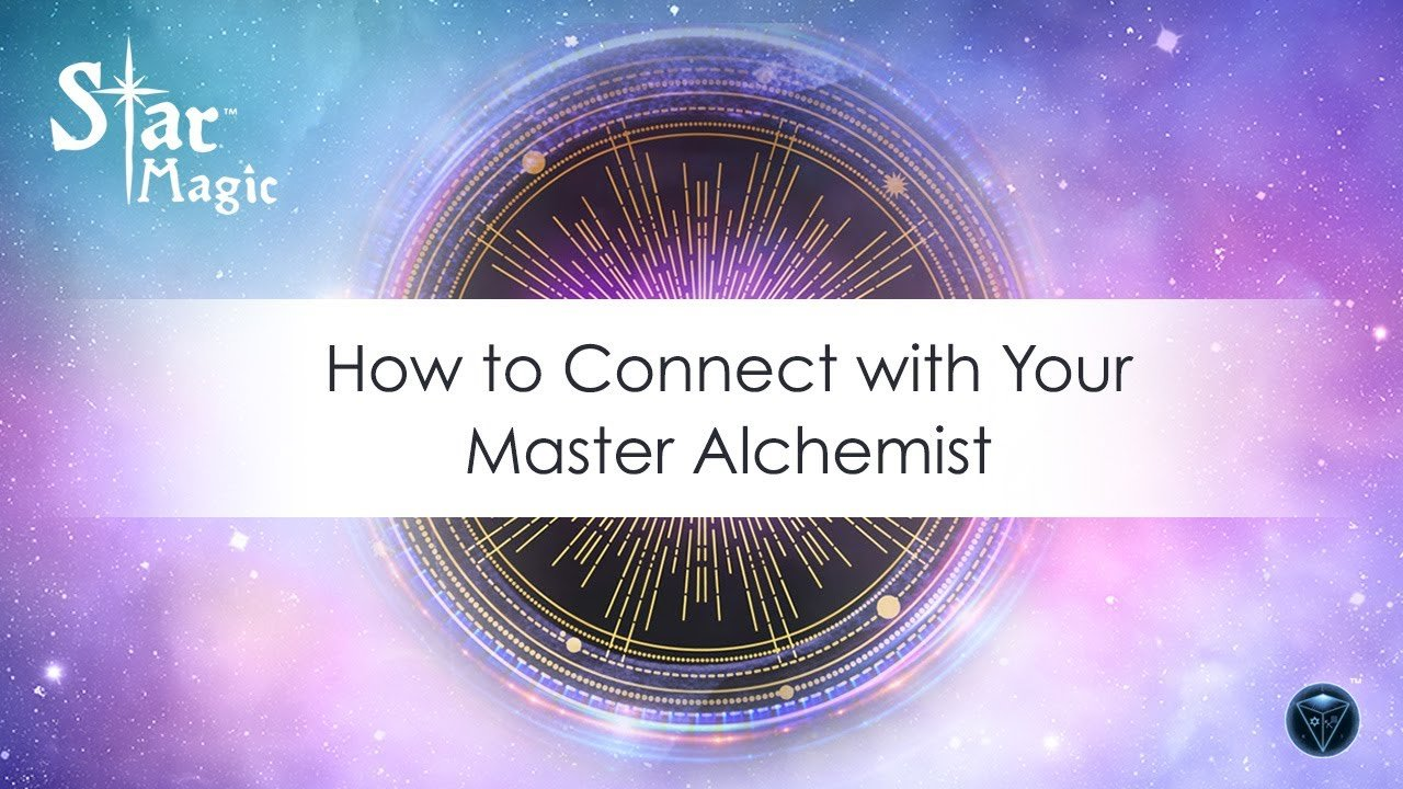 How to Connect with Your Master Alchemist – Light Code Activation