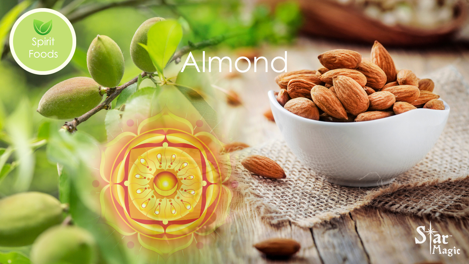 Spirit Food – Almond