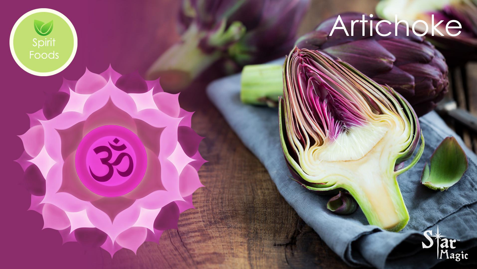 Spirit Food – Artichoke