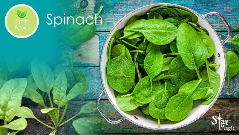 Spirit Food Spinach