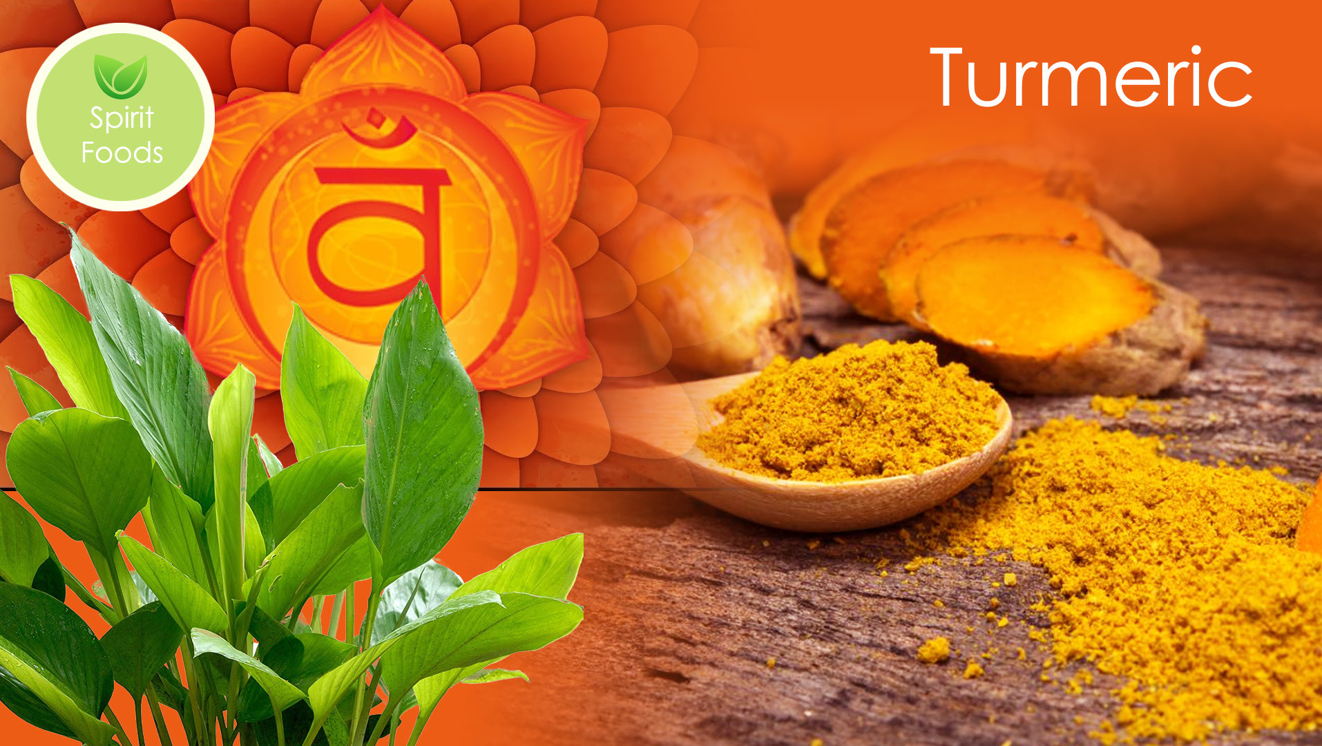 Spirit Food – Turmeric
