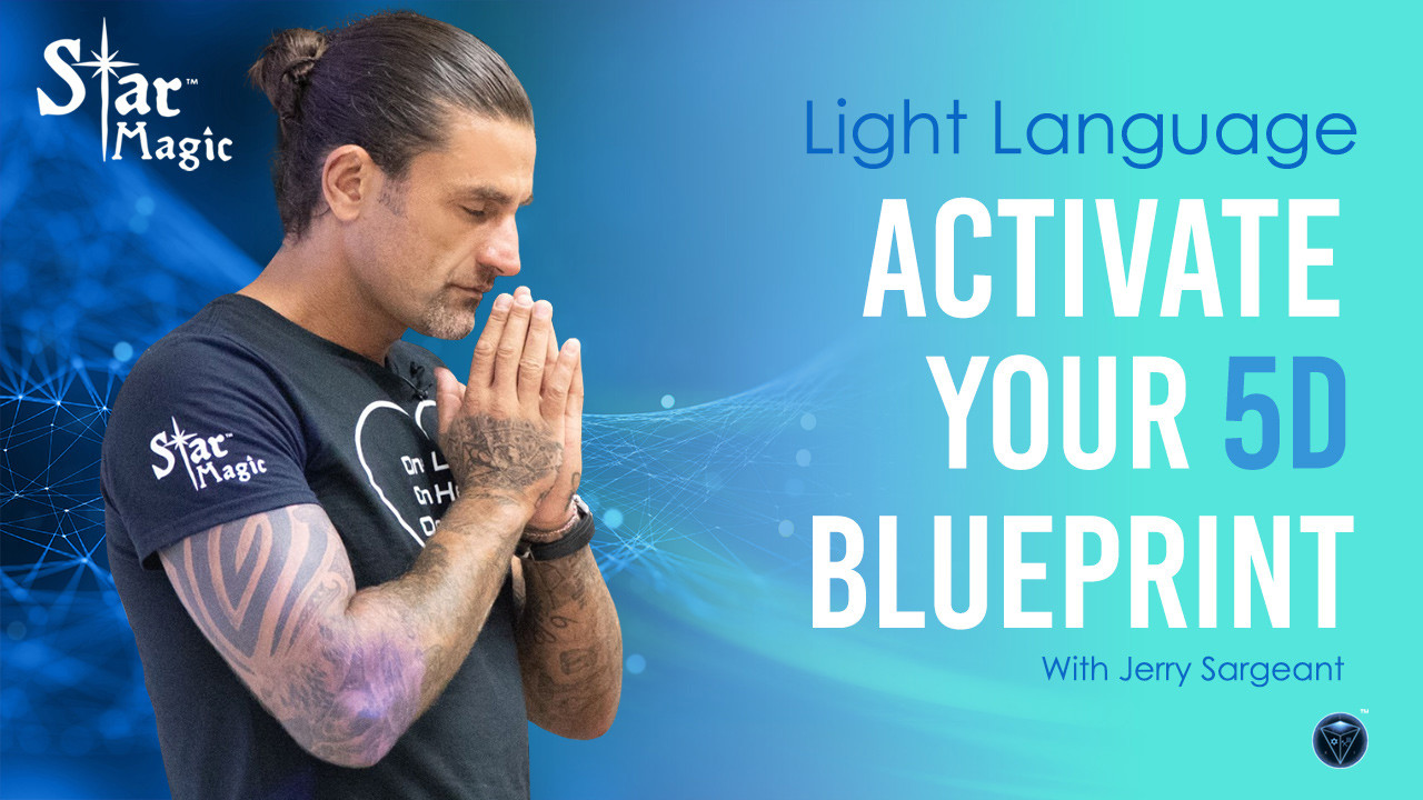 Activate Your 5d Blueprint – Light Language Transmission Egypt