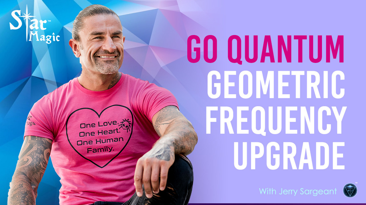 Go Quantum – Light Language Transmission & Healing