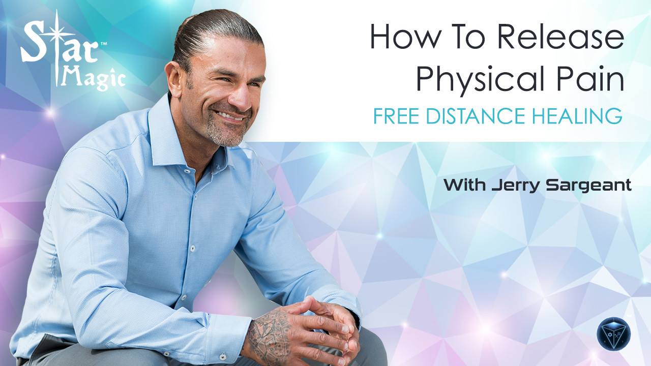 How to Release Physical Pain – Free Distance Healing