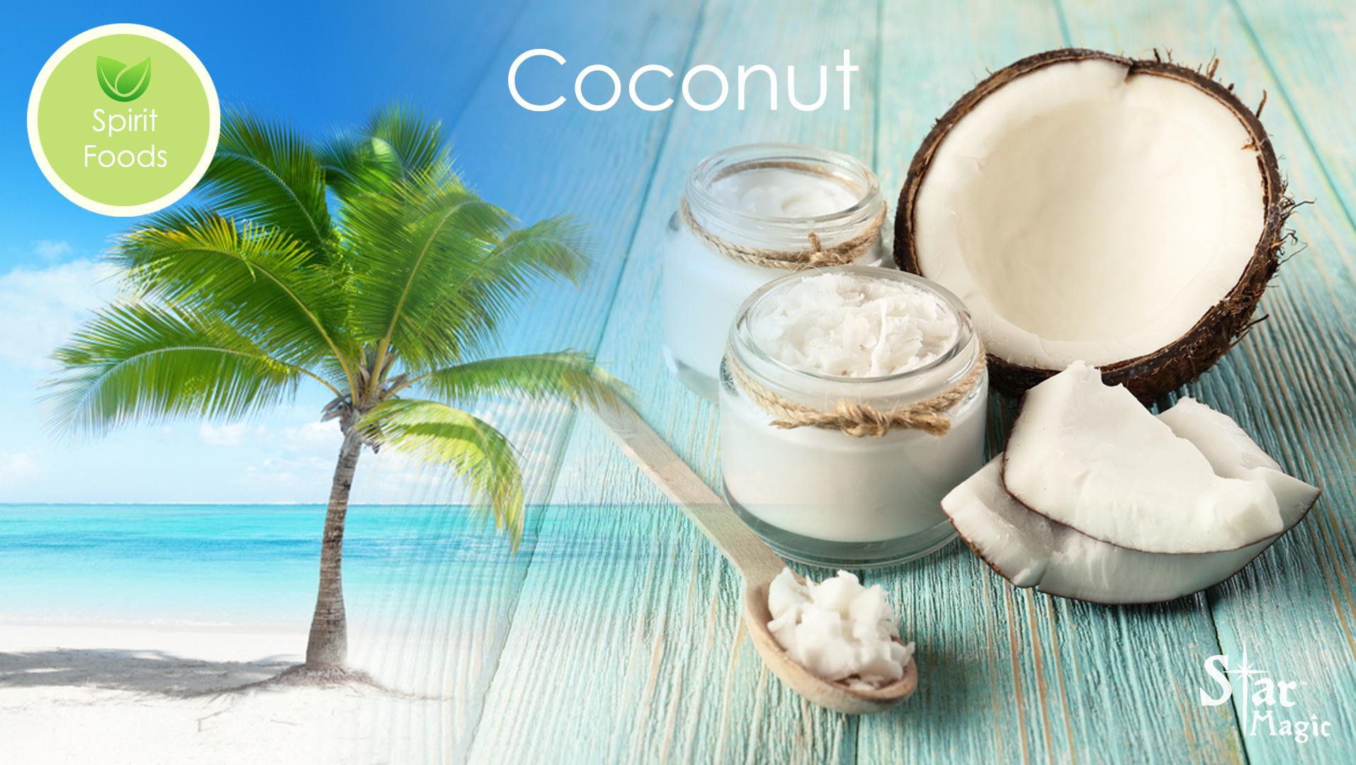 Spirit Food - Coconut - Star Magic