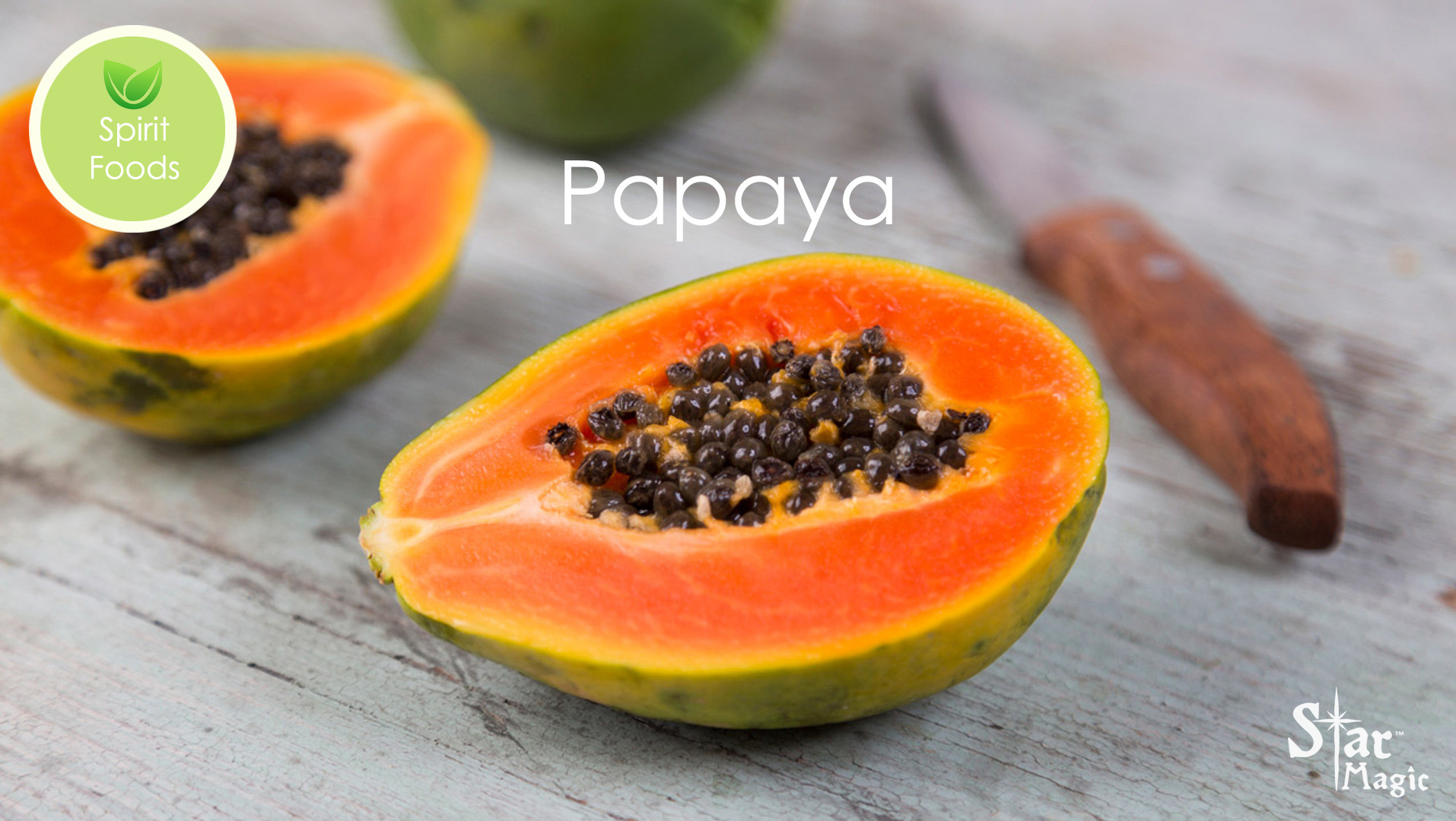 Spirit Food – Papaya
