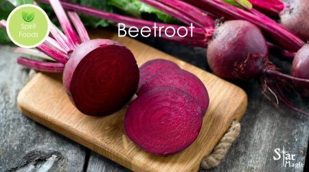 SPIRIT FOOD BEETROOT