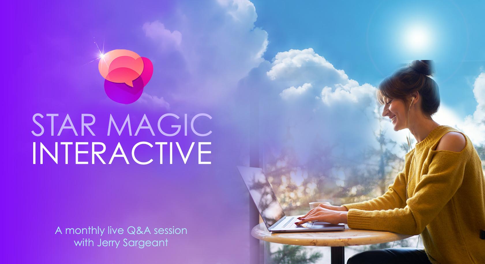 Star magic healing interactive
