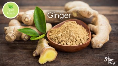 spirit food ginger