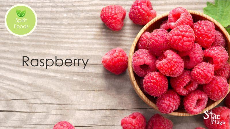 Spirit Food Raspberry