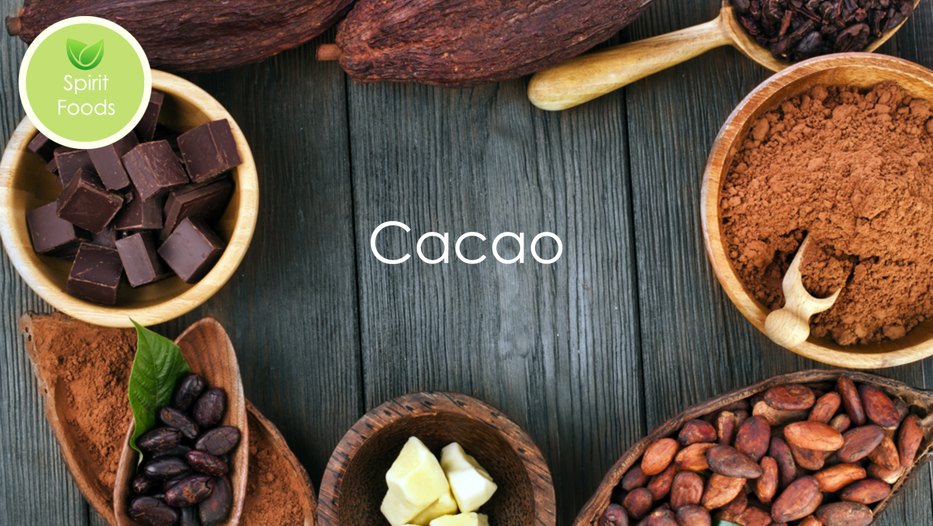 Spirit Food – Cacao