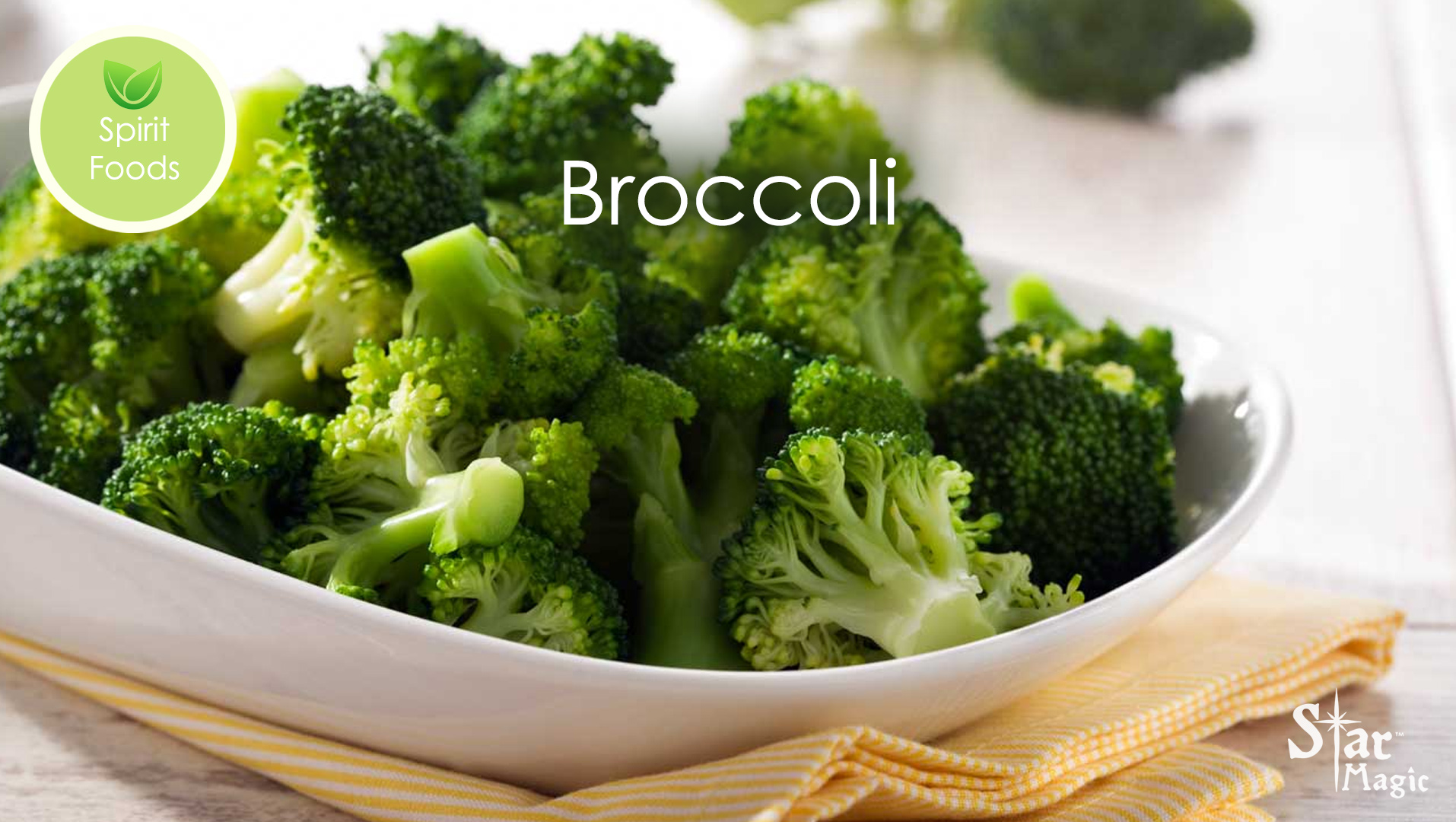 Spirit Food – Broccoli