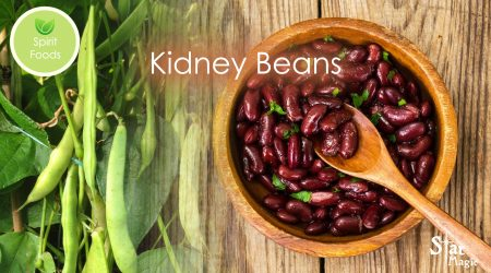 Spirit Food Kidney Beans