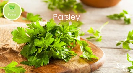 Spirit Food Parsley
