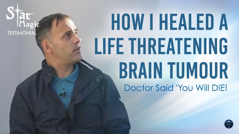 How I Healed a Life-Threatening Brain Tumour