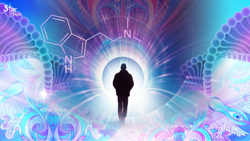 Psychedelic Art - Demystifying DMT