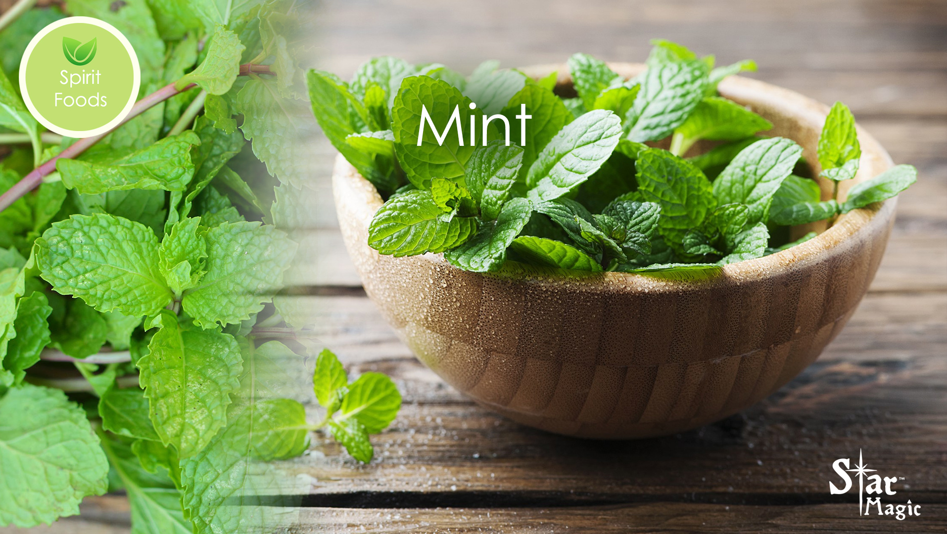 Spirit Food – Mint