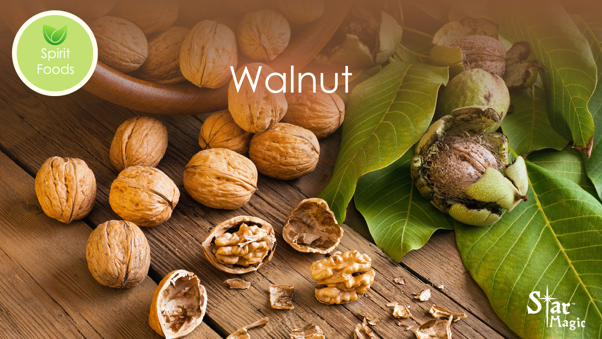 Spirit Food – Walnut