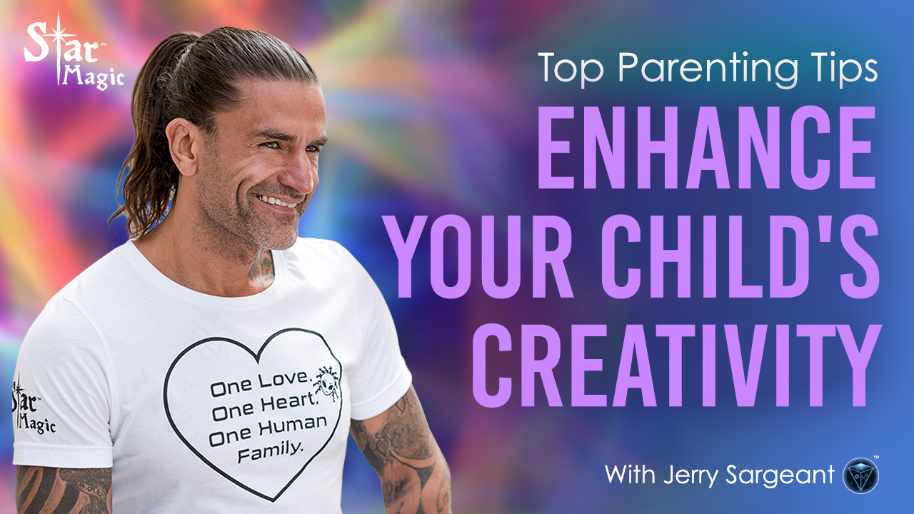 Top Parenting Tips – Enhance Your Child's Creativity