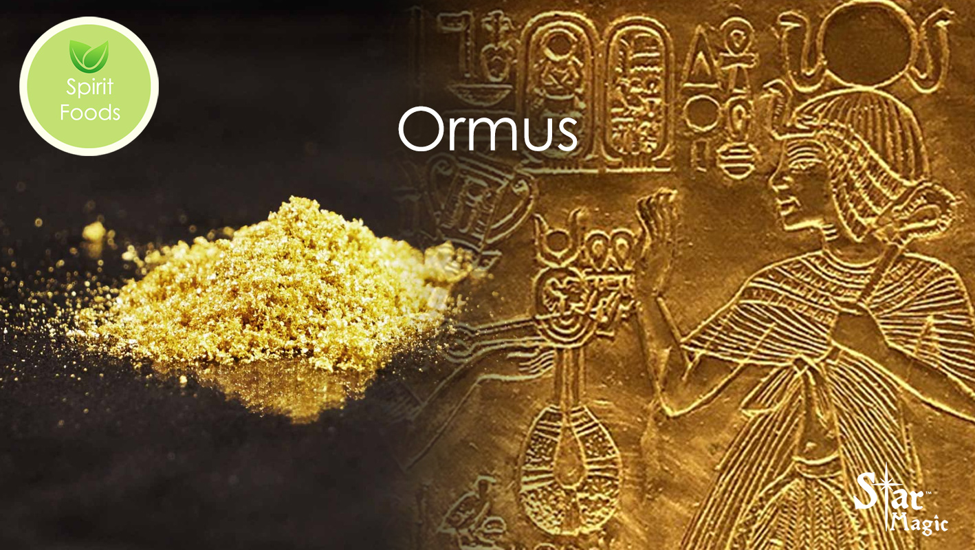 Spirit Food – Ormus