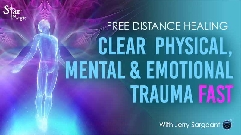 Free Distance Healing. Heal Mental, Physical & Emotional Pain, FAST