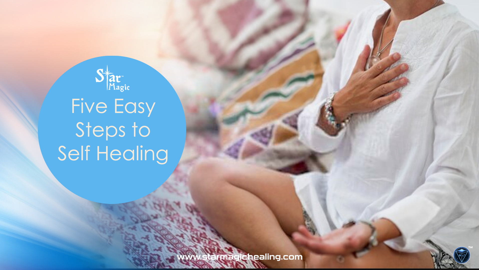 Five Easy Steps to Self-Healing