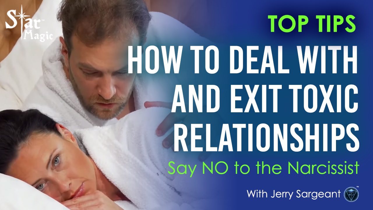 Say NO – How to Deal With and Exit Toxic Relationships