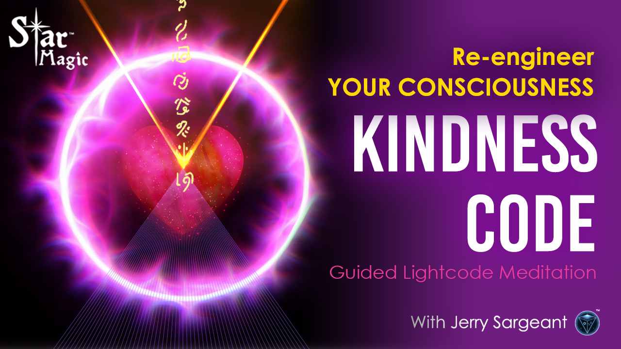 The Kindness Code – Re-engineer Your Consciousness