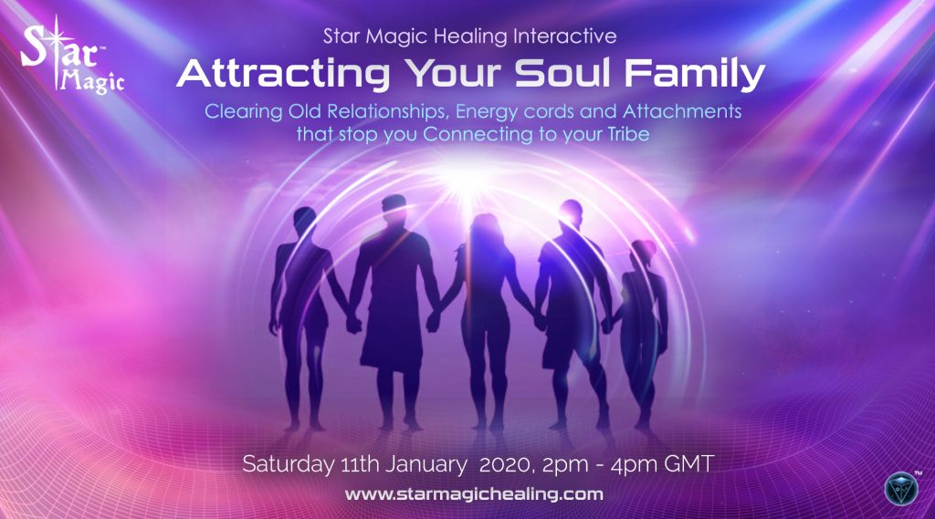 Attracting your soul family