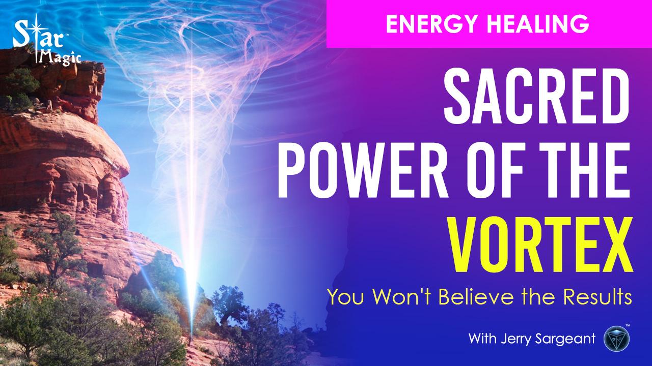 VIDEO: Sedona Vortex DEEP Healing Light Language Transmission