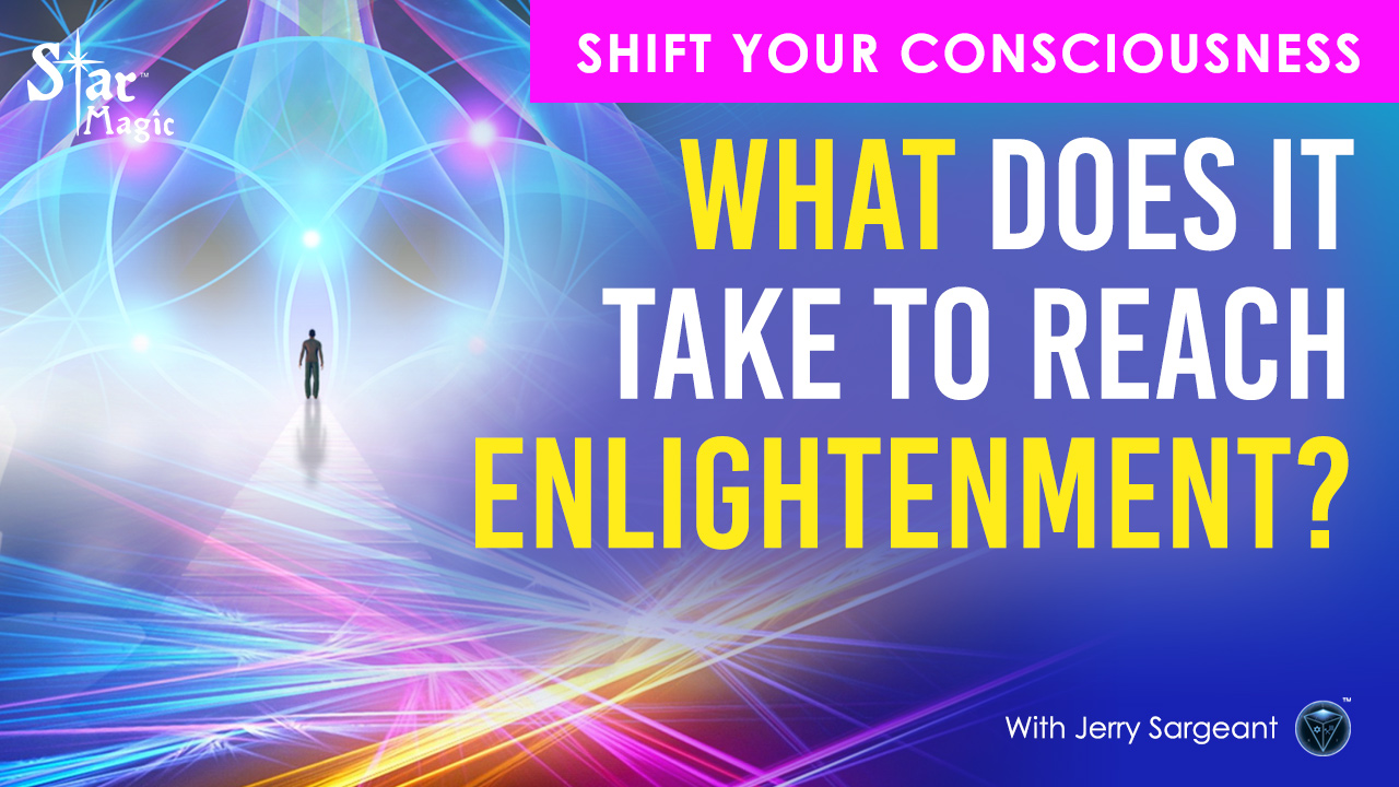 VIDEO: The Truth About Enlightenment REVEALED! – How To Really Achieve The GOAL!