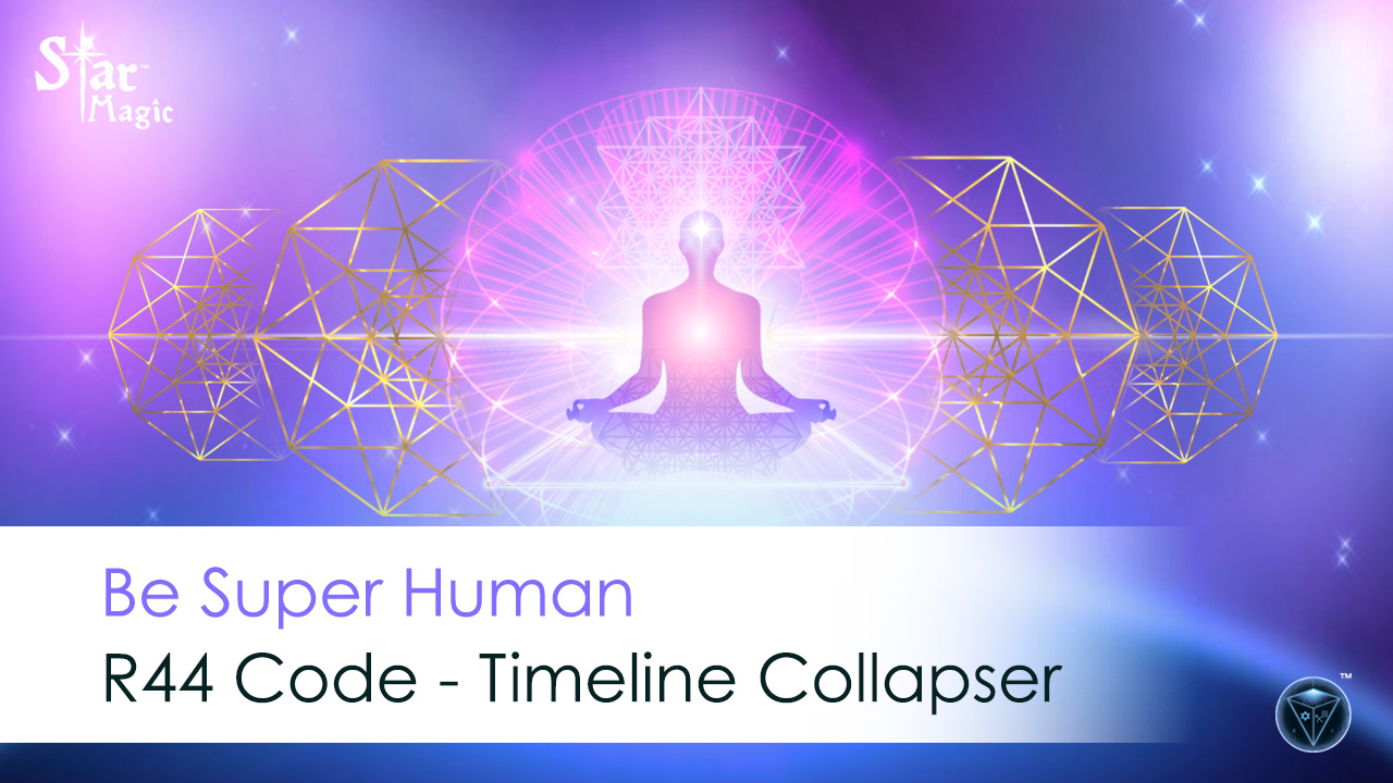 Be Super Human Video - R44 Code - Timeline Collapser