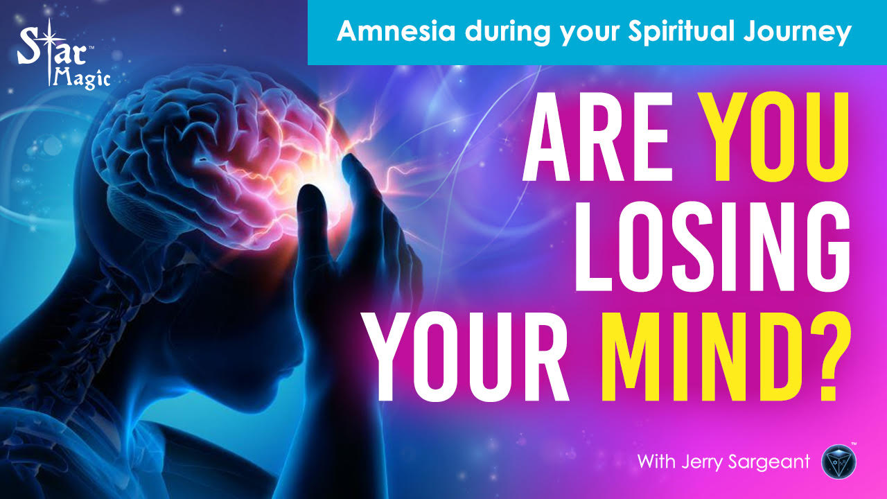 VIDEO: Expanding Consciousness and Amnesia – Are you LOSING your MIND?