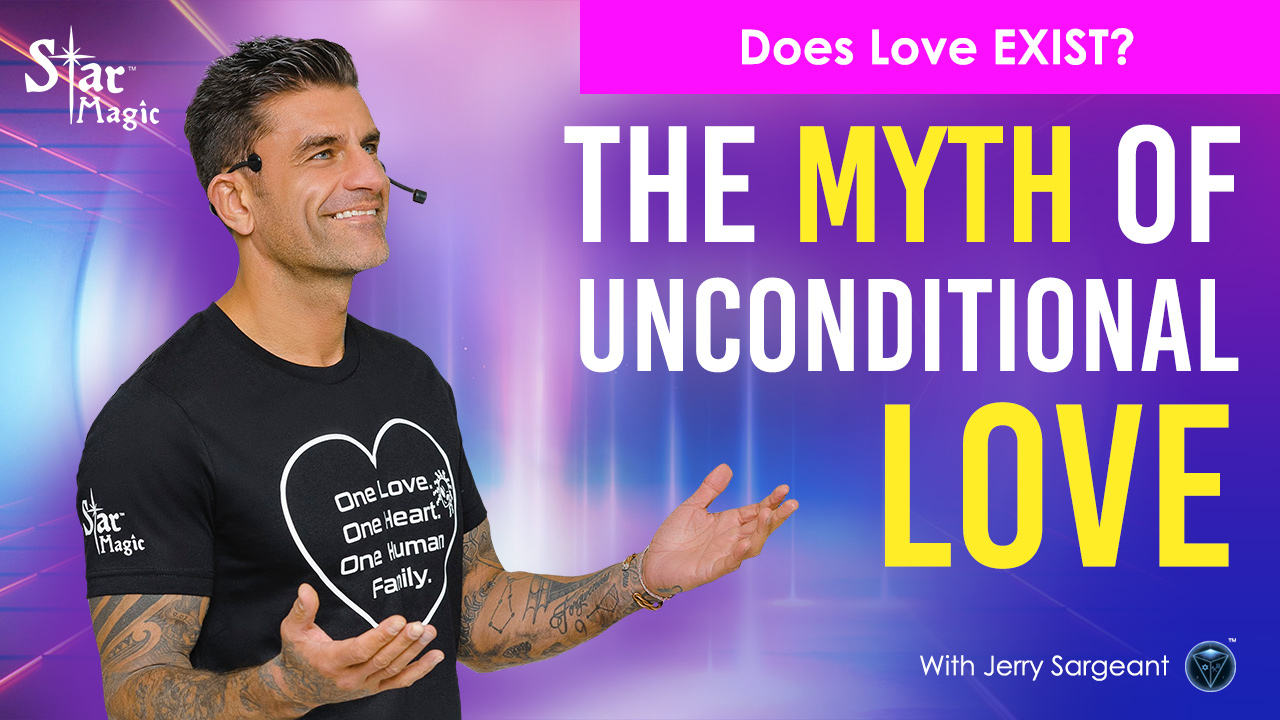 VIDEO: The Myth of Unconditional Love – Does Love Exist?
