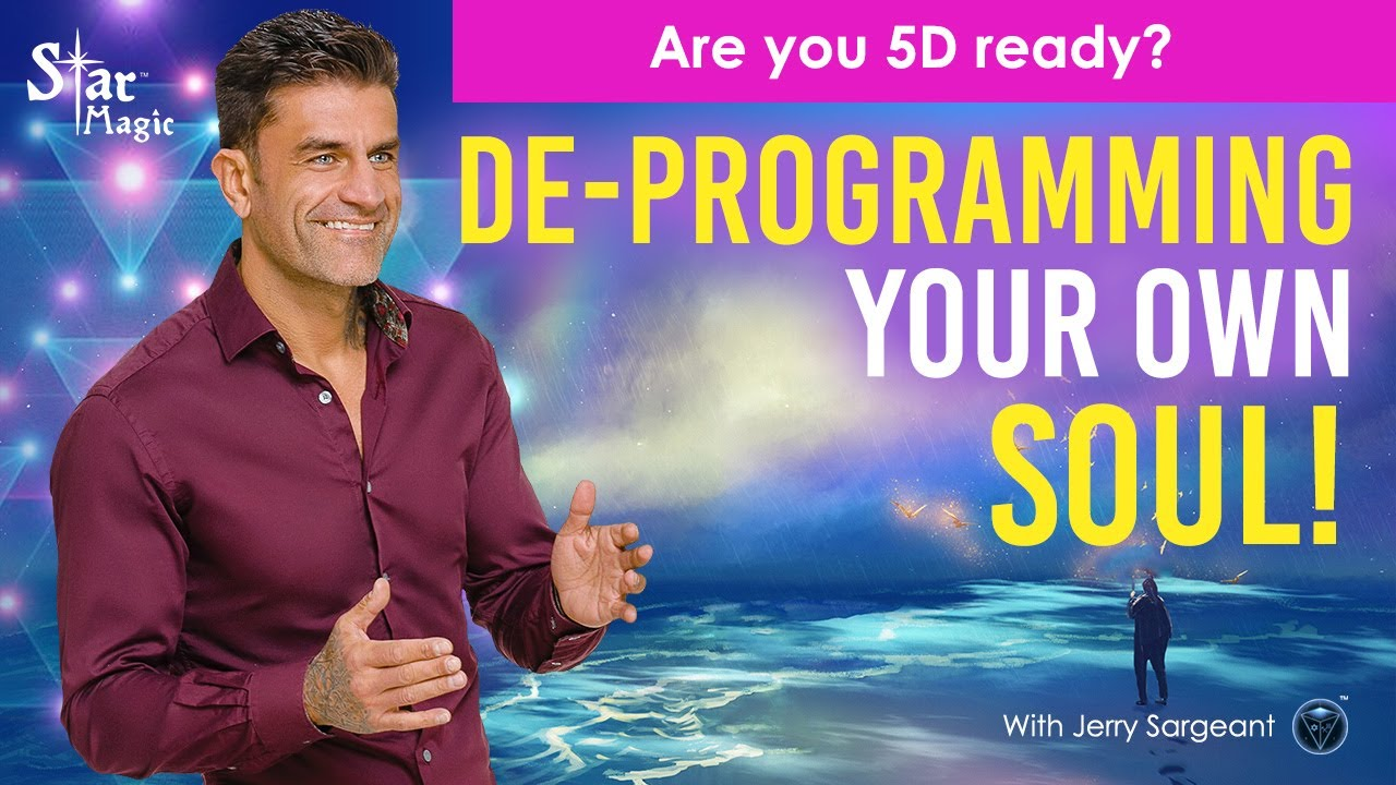 VIDEO: Decoding The CODE of Freedom and ASCENSION – De-Programme Your Soul