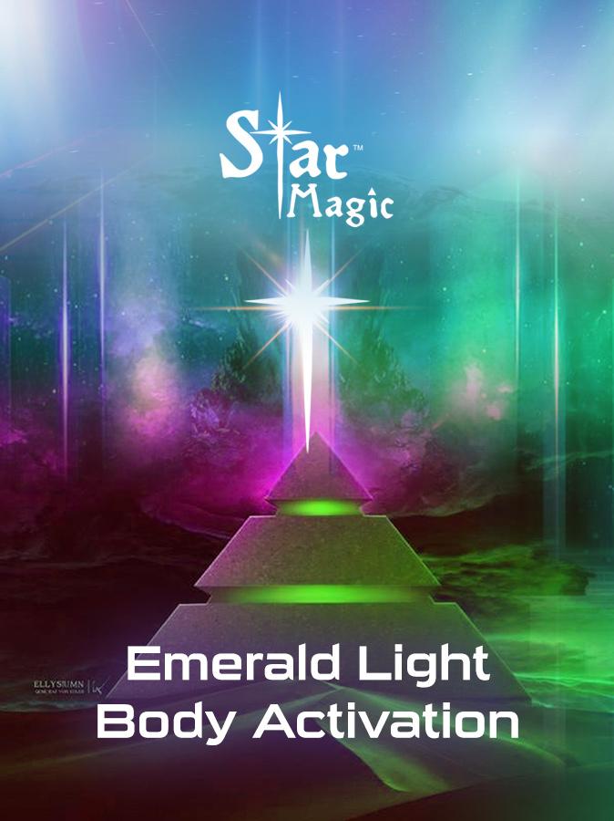 Emerald Light Body Activation