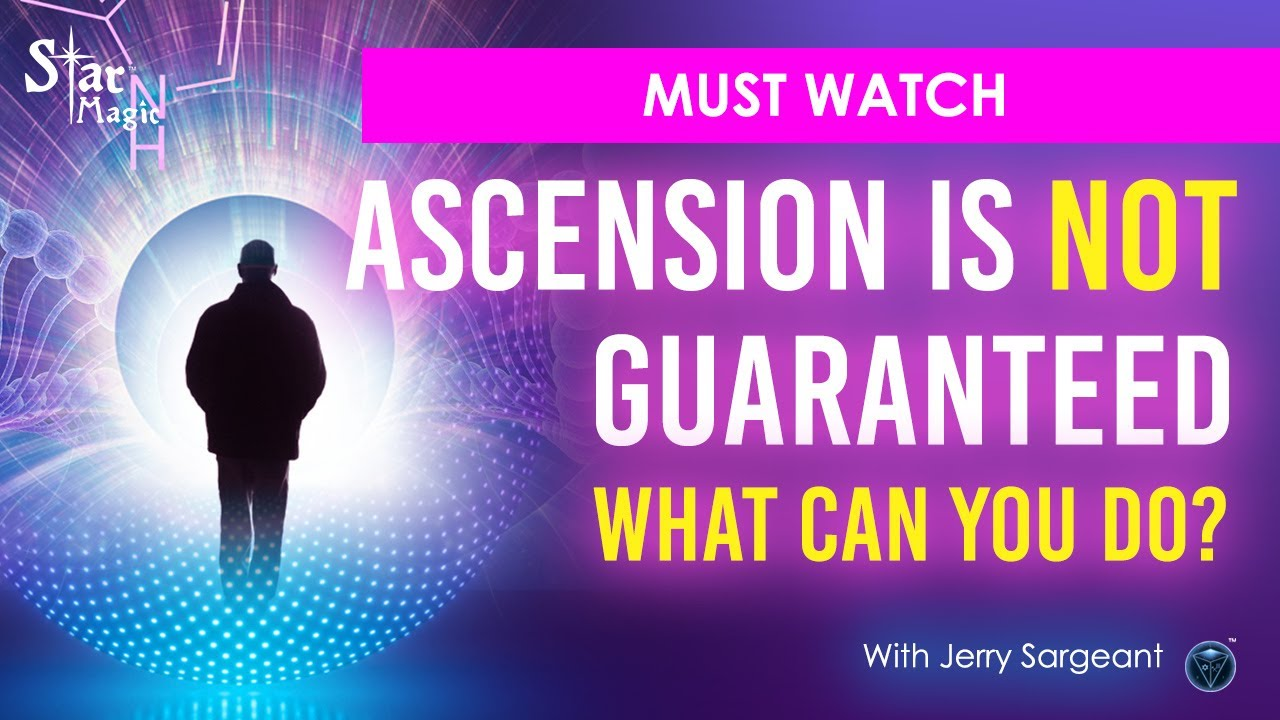 VIDEO: What You MUST Do NOW To ASCEND | The Spiritual War & ASCENSION Choices?