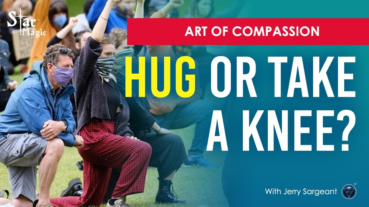 VIDEO: Art Of Compassion | Be BALANCED Whilst The World Around You Purges DEEP TRAUMA